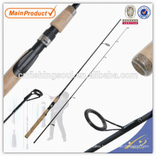 SPR046 2 Section, Carbon Blank Spinning Fishing Rod